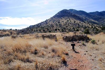 Fort Bowie, AZ - Ruins