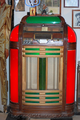 Hackberry, AZ - General Store Jukebox