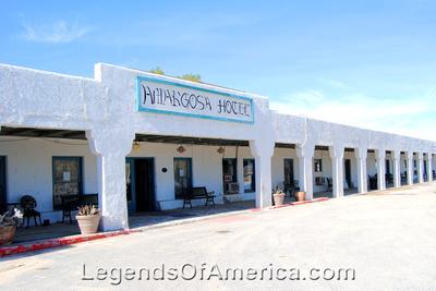 Death Valley Junction, CA - Amargosa Hotel