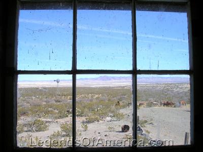 Shakespeare, NM - Window