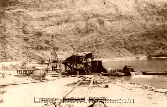 Glen Canyon, AZ - Lee's Ferry, 1913
