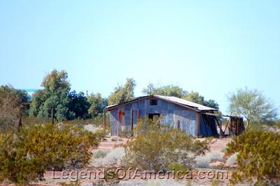 Aztec, AZ - Building