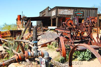 Goldfield, AZ - Junk