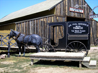 1880 Town, SD - Livery and Elixer
