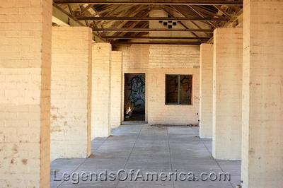 Fort Yuma, CA - Inspection Station
