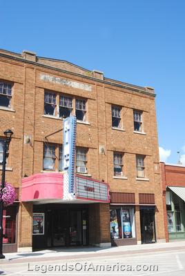 Belle Plain, IA - Theatre