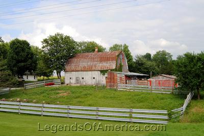 Greentop, MO - Family Farm