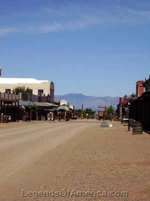 Tombstone, AZ - Street