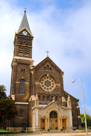Milwaukee, WI -St. Francis Church