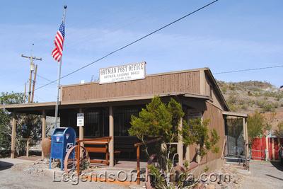 Oatman, AZ - Post Office