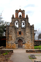 San Antonio, TX - Mission Espada Church
