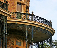 Galveston, TX - The Bishop's Palace - 4