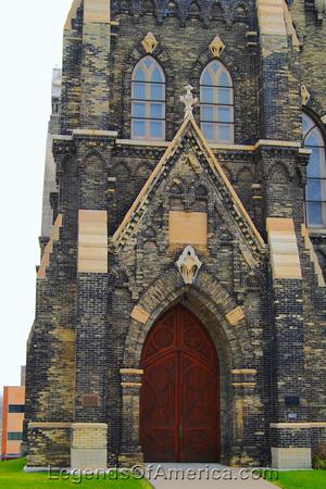 Milwaukee, WI - Trinity Evangeline Lutheran Church-2