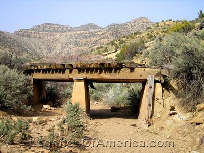 Sego, UT - Railroad Bridge