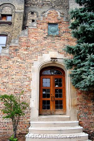 Milwaukee, WI - Pabst Building Door