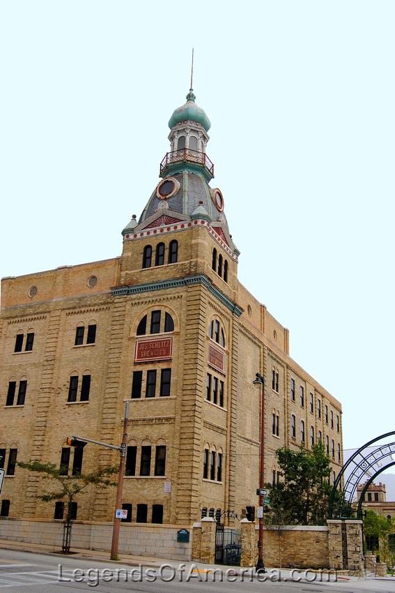 Milwaukee, WI - Schlitz Building at Schlitz Park