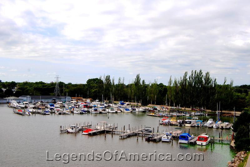 Fond Du Lac, WI - Winnebago Lake Harbor