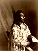 Apsaroke/Crow - Chief Medicine Crow