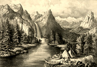Yosemite Valley, 1866