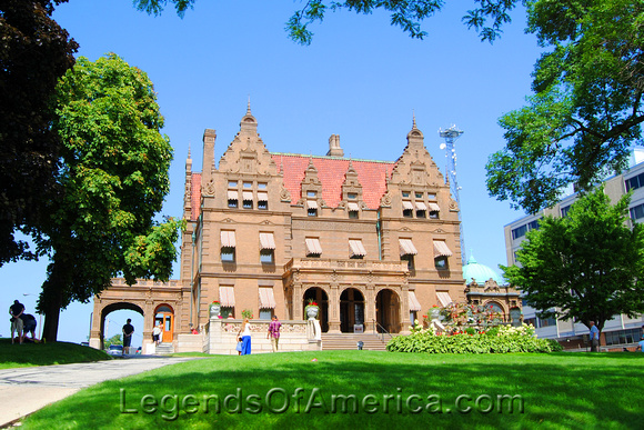 Milwaukee, WI - Pabst Mansion