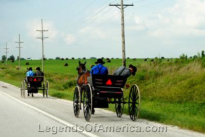Amish In Missouri