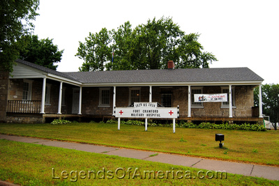 Prairie du Chien, WI - Ft. Crawford Hospital