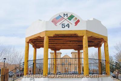 Mesilla, NM - Plaza