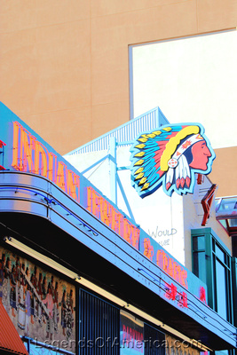 Albuquerque, NM - Indian Jewelry & Crafts