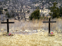Lincoln, NM - McSween & Tunstall Graves