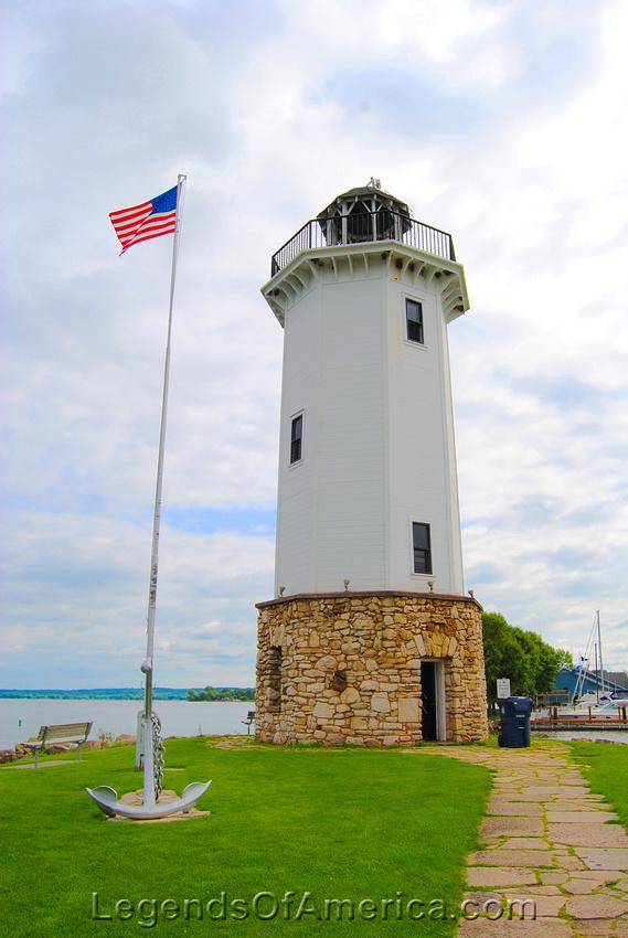 Fond Du Lac, WI - Lighthouse