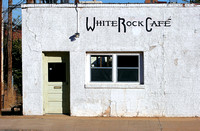 Guthrie, OK - White Rock Cafe