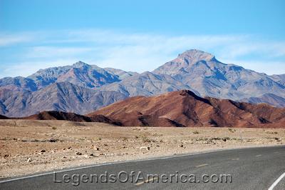 Death Valley, CA - Corkscrew Peak - 2