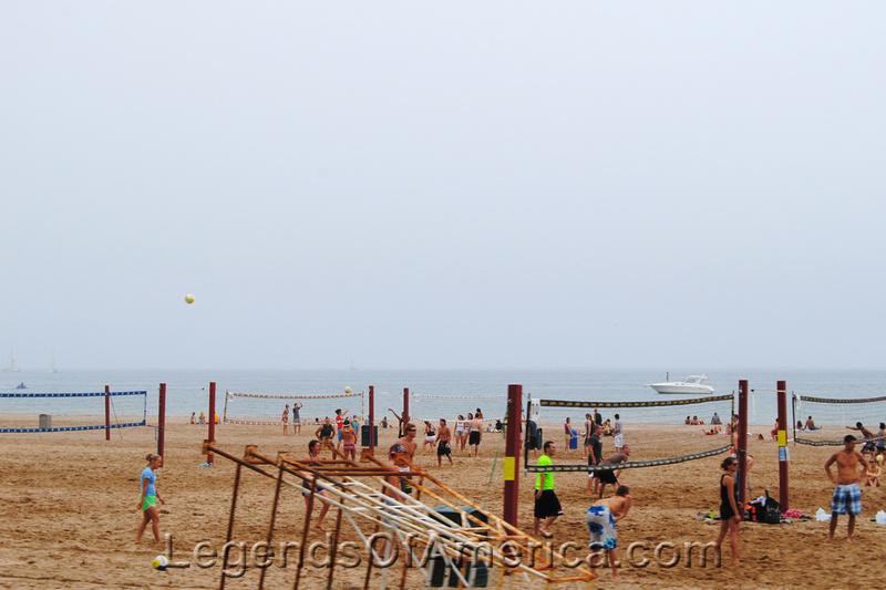 Milwaukee - Beach Volleyball