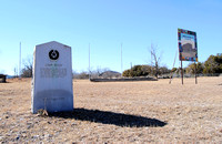 Camp Wood, TX - Site of Military Post