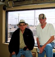 Photographers Jim Hinckley and David Fisk