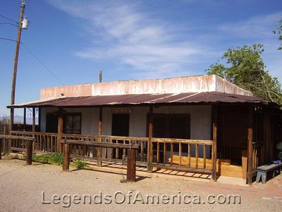Pearce, AZ - Post Office