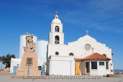 Fort Yuma, CA - St Thomas Church
