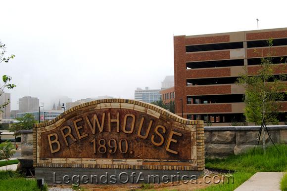 Milwaukee, WI - Schlitz Brew House