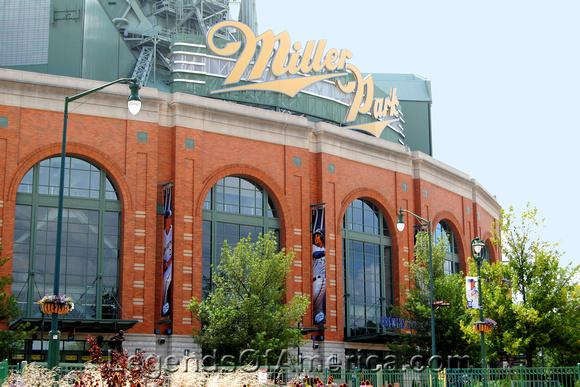 Milwaukee, WI - Miller Park