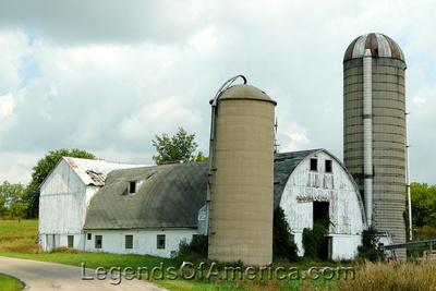 Jefferson, WI - Barn
