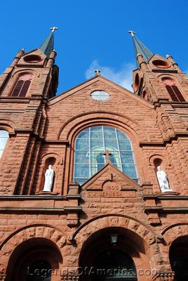 Calumet, MI - 1903 St. Joseph Church