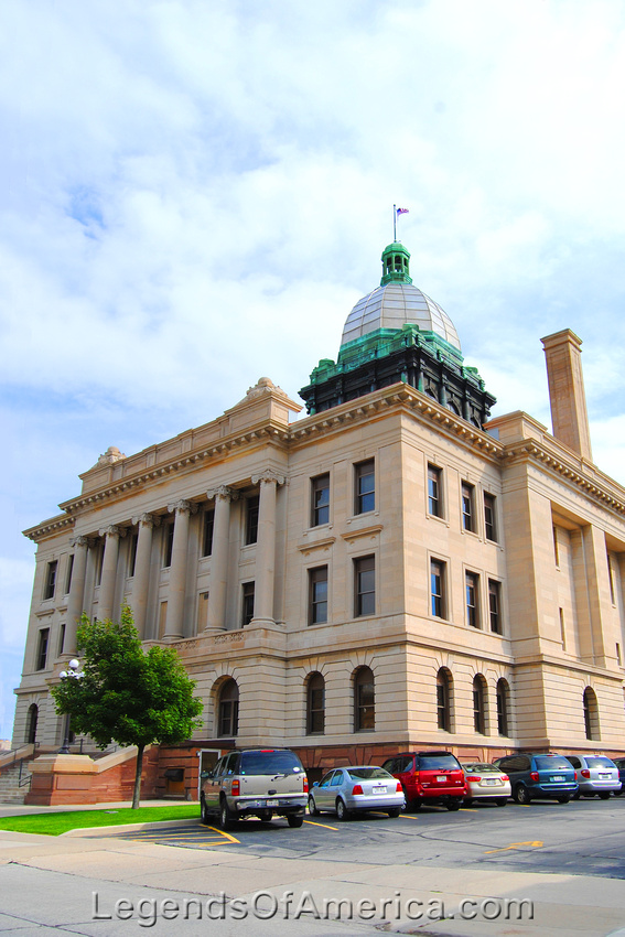 Manitowoc, WI - County Courthouse