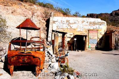 Oatman, AZ - Mine