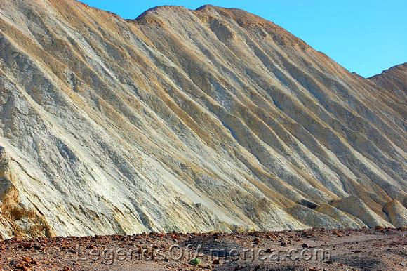 Death Valley, CA - 20 Mule Team Road - 2
