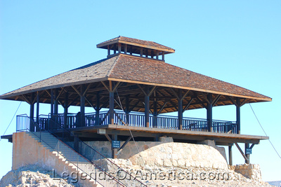 Yuma, AZ - Territorial Prison Guard Tower