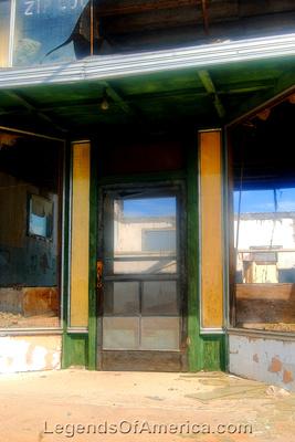 Wilson, MI -Market Door