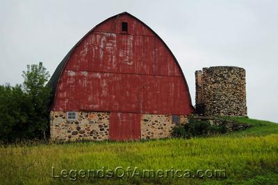 Waukesha County,WI - Barn-2