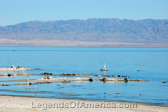 Salton Sea, CA  - West Side  - 6