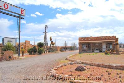 Sierra Blanca, TX - Closed Lodge