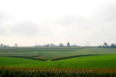 Monfort, WI - Farm